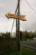 Image for Birch Bay Sign — Blaine, WA