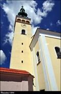 Image for Church of Assumption of Virgin Mary / Kostel Nananebevzetí Panny Marie - Nový Jicín (North Moravia)