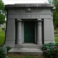 Image for Fairleigh Mausoleum - Mount Mora Cemetery - St. Joseph, Mo.