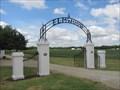 Image for Elmwood Cemetery Arch - Lindsborg, KS