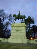 Image for Edward VII of the British Empire (Mounted), Queen's Park, Melbourne, VIC, Australia