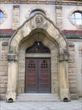 Image for Markuskirche Portal, Stuttgart - Germany