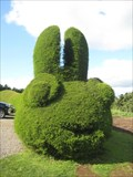 Image for Rabbit Topiary - The Tangled Maze, Creswick Victoria