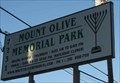 Image for Mount Olive Memorial Park - Commerce, CA