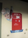 Image for Coca-Cola sign - Daylesford, Vic