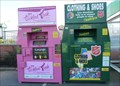 Image for ASDA Donation Boxes - Fleetwood, UK
