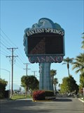 Image for Fantasy Springs Resort Casino - Indio CA