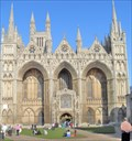 Image for The Cathedral Church of St Peter, St Paul and St Andrew, Peterborough, England.