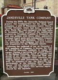 Image for Janesville Tank Company Historical Marker