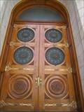 Image for Doors of the Salt Lake LDS Temple - Salt Lake City, Utah