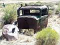 Image for Tulelake National Wildlife Refuge Rusted Pickup - Klamath County, OR