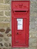 Image for Eversden   -Victorian Letter Box - Cambs