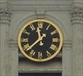 Image for Saint Jacques-sur-Coudenberg Clock - Brussels, Belgium
