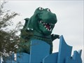 Image for Giant Gator - Planet Hollywood - Down Town Disney, Lake Buena Vista, Florida.
