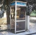 Image for Payphone/Telefonni automat - Plchovice,Czech Republic