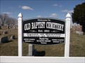 Image for Old Baptist Cemetery, Fountain County, IN