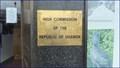 Image for Uganda High Commission - Trafalgar Square, London, UK