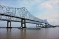 Image for New Orleans - Mississippi River - Crescent City Connection Bridges