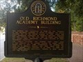 Image for Old Richmand Academy Building (Richmond County)
