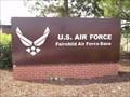 Image for Fairchild AFB - Spokane, WA