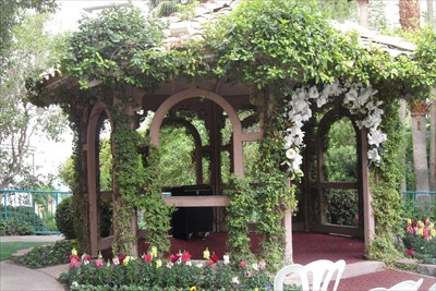 flamingo hotel garden chapel las vegas nv wedding chapels on waymarkingcom - Garden Chapel