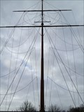 Image for Pier flag pole - Speyer, Germany