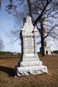 Image for 10th Ohio Infantry Regiment Monument - Chickamauga National Battlefield