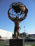 Image for Atlas Statue - Madison Ave - Sacramento, CA