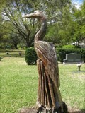 Image for Heron, standing - Sylvan Abbey - Clearwater, FL