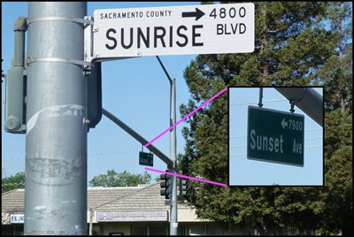 Sunrise @ Sunset 1: