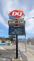 Image for DQ Time and Temperature and Large Ice Cream Cones - Creston, BC