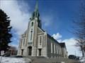 Image for Eglise St-Michel-Rougemont-Québec,Canada