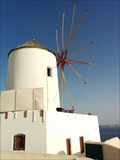 Image for Former windmill in Oia, Santorini Island