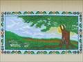 Image for Elmwood Cemetery Mural - Lindsborg, KS