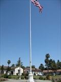 Image for Llyod Andrews Hamilton Flag Pole  - Novato, CA