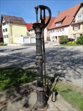 Image for Handpumpe 'Ortsstraße' Rohrdorf, Germany, BW