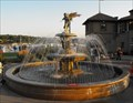 Image for Angel of the Waters Fountain - Lake Geneva, WI