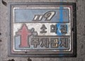 Image for Fire Service Manhole Cover  -  Gyeongju, Korea