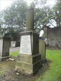 Image for Townsend Family - New Calton Cemetery - Edinburgh, Scotland