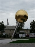 Image for Giant Golden Pin - Schwabach, Germany, BY