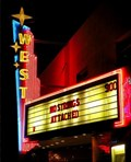 Image for West Theatre - Artistic Neon - Grants, New Mexico, USA.