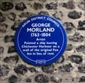Image for George Morland, the Fox Inn, Felpham, Sussex, England