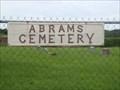 Image for Abrams Cemetery - McLoud, Oklahoma