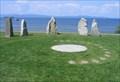 Image for Circles for Peace Analemmatic Sundial, Burlington VT