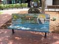 Image for Japanese Crane Bench - Santa Rosa, CA