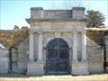 Image for Horn Mausoleum - Topeka Cemetery - Mausoleum Row - Topeka, Ks.