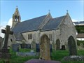 Image for St Cattwg's - Churchyard - Port Eynon - Swansea, Wales.