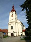 Image for kostel sv. Jakuba Vetšího - Brtnice, okres Jihlava, Czech republic