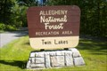 Image for Twin Lakes Recreation Area - Allegheny National Forest - Wilcox, Pennsylvania