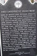Image for First Chiropractic Adjustment – Davenport, Iowa